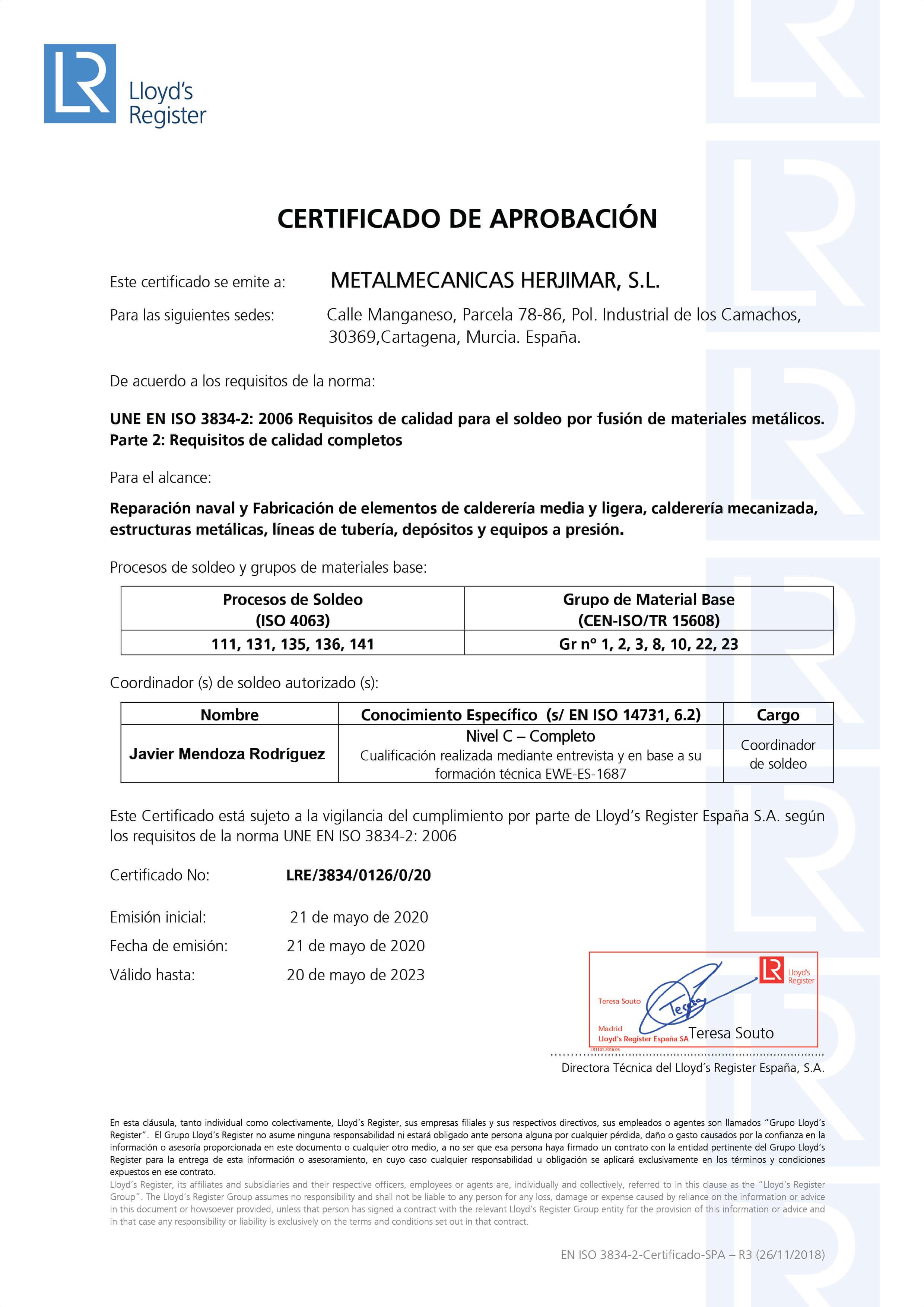 M HERJIMAR 3834-Certificate-R0_SPA (1)