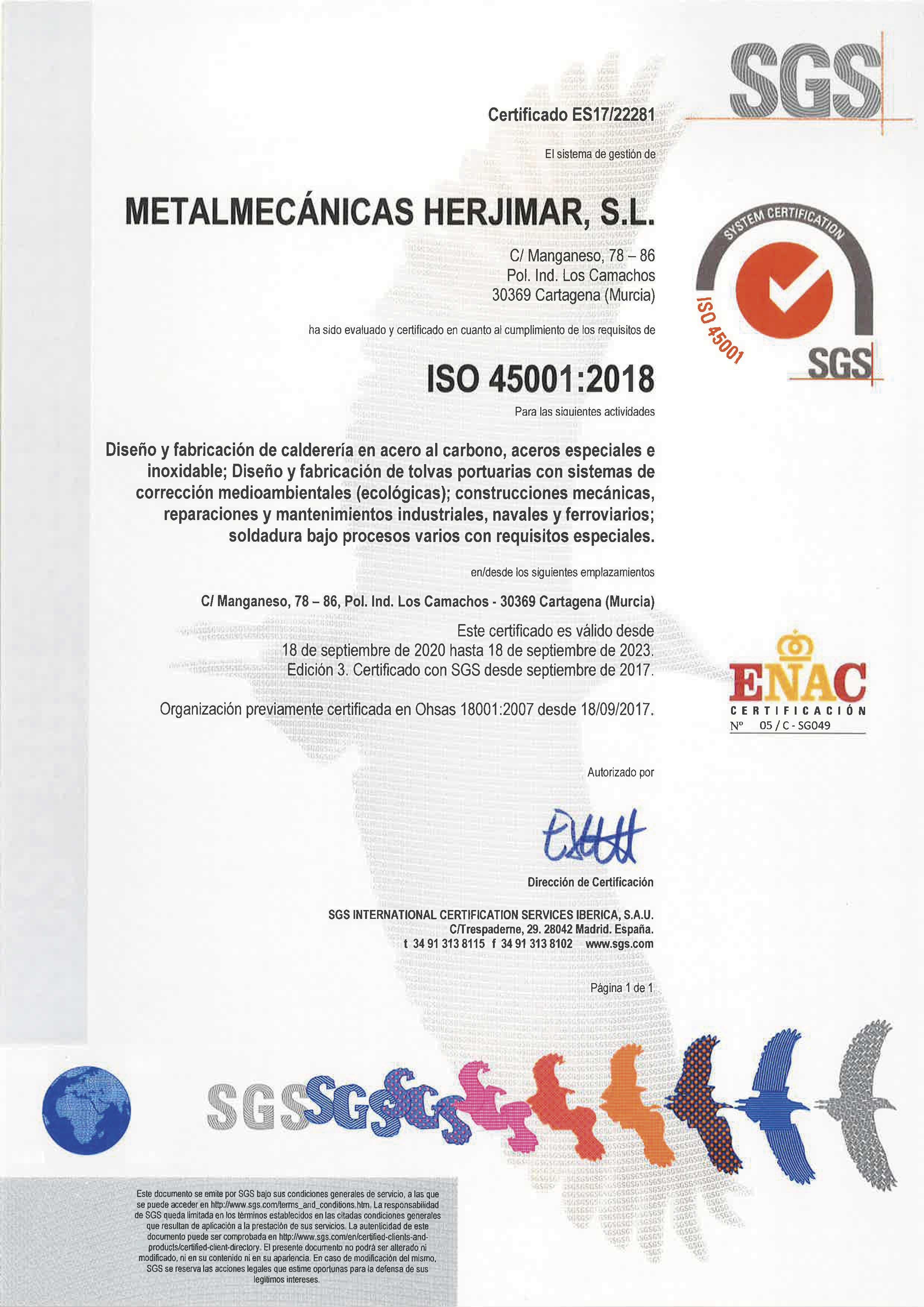 ISO-45001_18-Rev2020-español