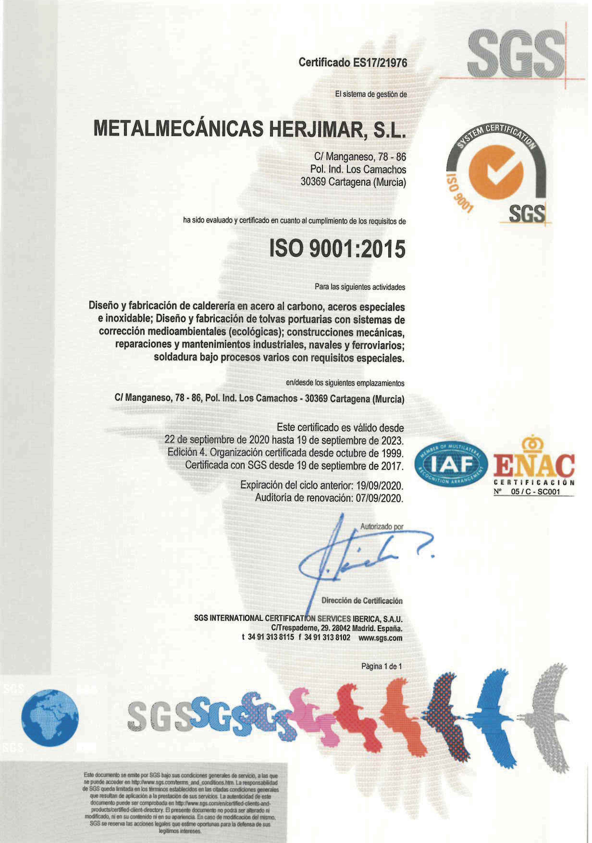 ISO-9001_15_Español