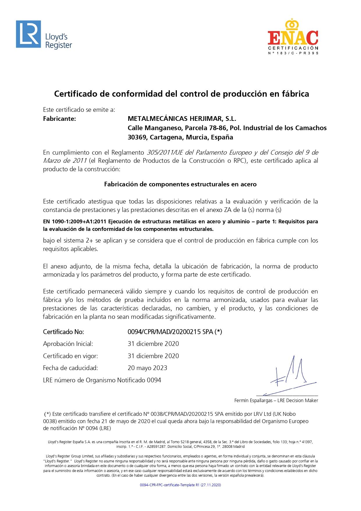 HERJIMAR-0094-Certificado TRANSFER-EN1090_R1_SPA_page-0001